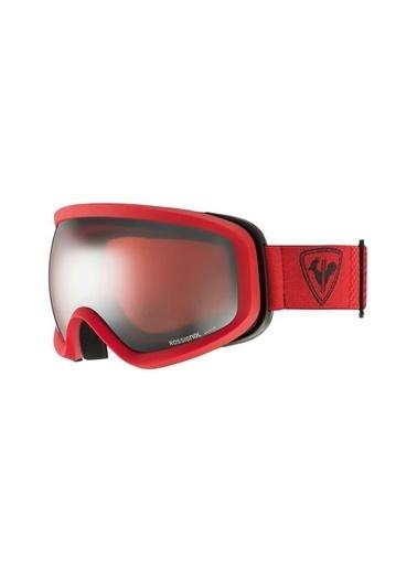 Rossignol Rossıgnol Ace Amp Erkek Goggle Kırmızı